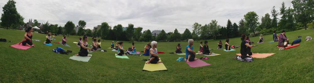 yoga robert dupras gratuit vieux port 21juin 2015